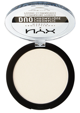 NYX Professional Makeup Duo Chromatic Illuminating Powder Highlighter  6 g Nr. 04 - Snow Rose