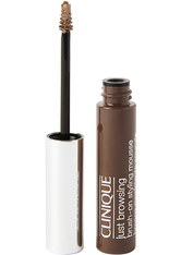 CLINIQUE Just browing brush-on styling mousse, 2 Deep Brown