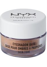 NYX PROFESSIONAL MAKEUP - NYX Professional Makeup Eye Shadow Base (Various Shades) - Skin Tone - Augen Primer