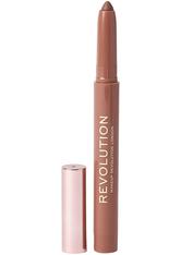 MAKEUP REVOLUTION - Velvet Kiss Lip Crayon Chauffeur - LIPLINER
