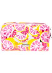 SKINNYDIP - Glitter Grapefruit Makeup Bag - KOSMETIKTASCHEN & KOFFER