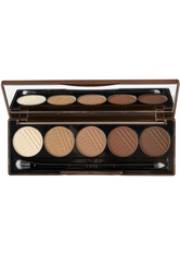 DOSE OF COLORS - Baked Browns Eyeshadow Palette - Lidschatten