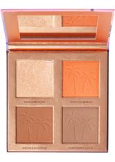 Makeup Revolution X Tammi Paradise Glow Medium Deep Face Palette