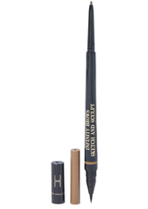 Infinity Power Brows Sketch And Sculpt Liquid Liner & Pencil Taupe