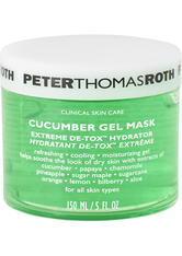 Peter Thomas Roth Pflege Cucumber De-Tox Cucumber Gel Masque 150 g
