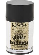 NYX Professional Makeup Glitter Brilliants Face & Body Glitzer 2.5 g Nr. 02