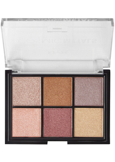 NYX Professional Makeup Paletten Cosmic Metals Shadow Palette Lidschatten 8.22 g