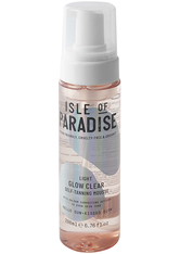 Isle of Paradise Selbstbräuner Light Glow Clear Self-Tanning Mousse Selbstbräuner 200.0 ml