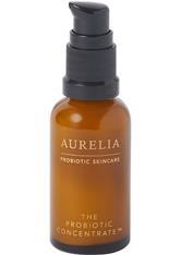 AURELIA PROBIOTIC SKINCARE - Aurelia Produkte The Probiotic Concentrate Feuchtigkeitsserum 30.0 ml - SERUM