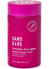 Sand & Sky Peeling Australian Emu Apple - Enzyme Powder Polish Gesichtspeeling 60.0 g