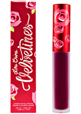 Lime Crime Velvetine Matte Lipstick 2.6ml Beet It (Deep Berry-Pink)