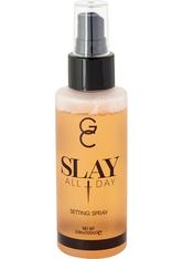 GERARD COSMETICS - Slay All Day Setting Spray Peach - Fixierung