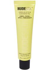 Nudestix NUDESKIN Lemon-Aid Detox & Glow Micro Gesichtspeeling 60.0 ml
