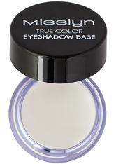MISSLYN - True Colour Eyeshadow Base - AUGEN PRIMER