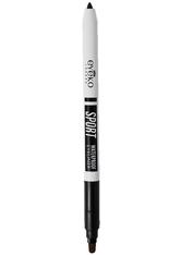 Eyeko - Sport Waterproof Eyeliner – Black – Wasserfester Eyeliner - Schwarz - one size