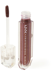 NYX Professional Makeup Diamonds & Ice Please Frosted Lip Topper (Various Shades) - Left on Read