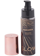 MAKEUP REVOLUTION - Radiance Shimmer Oil Warm Bronze - KÖRPERCREME & ÖLE