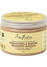 SHEA MOISTURE - Shea Moisture Jamaican Black CastorOil Strengthen, Grow &Restore Treatment Masque 340g - Haaröl