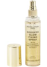 Goddess Glow Fixing Spray