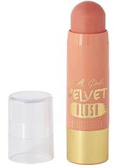 L.A. GIRL - Velvet Blush Contour Stick   - GCS584 Snuggle - ROUGE
