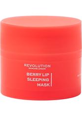Lip Sleeping Mask Berry