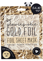 OH K! - Gold Foil Sheet Mask - TUCHMASKEN