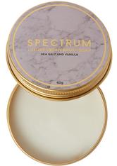 Sea Salt and Vanilla Vegan Brush Soap