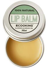 Ecooking Lippenpflege Mint Lippenbalm 15.0 ml