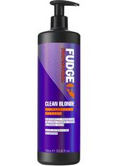 FUDGE - Fudge Clean Blonde Shampoo  Fudge Clean Blonde Shampoo - Shampoo