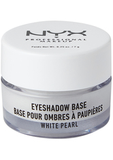 NYX PROFESSIONAL MAKEUP - NYX Professional Makeup Eye Shadow Base (Various Shades) - White Pearl - AUGEN PRIMER