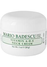 Vitamin A D E Neck Cream