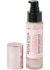 Revolution - Foundation - Conceal & Hydrate Foundation - F1