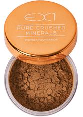 EX1 COSMETICS - EX1 Cosmetics Pure Crushed Mineral Puder Foundation 8gr (verschiedene Nuancen) - 13.0 - Gesichtspuder