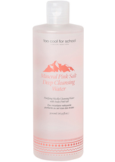 TOO COOL FOR SCHOOL - Too Cool For School Mineral Pink Salt Deep Cleansing Water 500ml - CLEANSING
