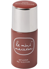 LE MINI MACARON - Le Mini Macaron Gel Polish - Rose Buttercream 10 ml - GEL & STRIPLACK