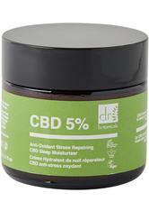 Dr. Botanicals CBD 5% Anti-Oxidant Stress Repairing CBD Sleep Moisturizer Nachtcreme 60 ml