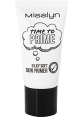 MISSLYN - Time To Prime Silky Soft Skin Primer - PRIMER