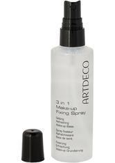 ARTDECO - Artdeco Make-up Gesicht 3 in 1 Make-up Fixing Spray 100 ml - Fixierung