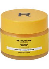 Revolution Skincare Gesichtscreme & Lotion Calming Boost Cream with Turmeric Gesichtscreme 50.0 ml