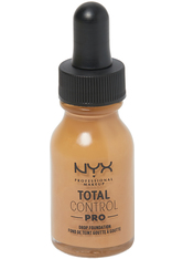 NYX Professional Makeup Total Control Pro Drop Controllable Coverage Foundation 13ml (Various Shades) - Caramel