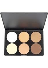 OPV BEAUTY - 6 Color Contour Palette Powder Base - CONTOURING & BRONZING