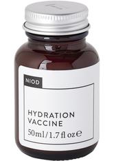 Niod Support Regimen Hydration Vaccine Gesichtspflege 50.0 ml