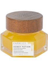 FARMACY - FARMACY Honey Potion Renewing Antioxidant Hydration Mask - CREMEMASKEN