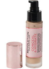 Revolution - Foundation - Conceal & Hydrate Foundation - F5
