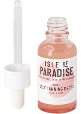 Isle of Paradise Selbstbräuner Light Self-Tanning Drops Selbstbräuner 30.0 ml