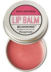 Ecooking Lippenpflege Pomegranate Lippenbalm 15.0 ml