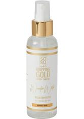 SOSU BY SUZANNE JACKSON - Dripping Gold Wonder Water Self Tanning Facial Mist - Medium Dark - SELBSTBRÄUNER