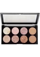 MAKEUP REVOLUTION - Makeup Revolution - Makeup Palette - Ultra Blush Palette - Golden Sugar - ROUGE