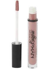 NYX Professional Makeup Lip Lingerie Liquid Lipstick (Various Shades) - Embellishment