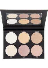 BH COSMETICS - Spotlight Highlight - 6 Farben Highlighter Palette - HIGHLIGHTER